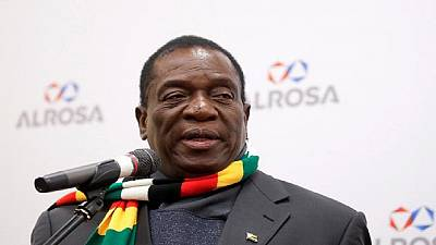 Zimbabwe president defends fuel hike, slams two-way chaos