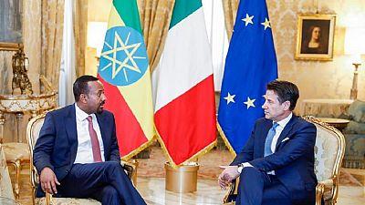 Italy to fund Ethiopia – Eritrea railway feasibility study – Abiy