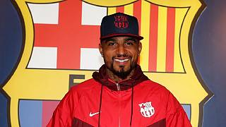 Barcelona signs its 14th African, first Ghanaian: Kevin Prince Boateng