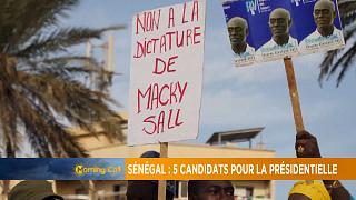 Five candidates for Senegal's presidential election [The Morning Call]