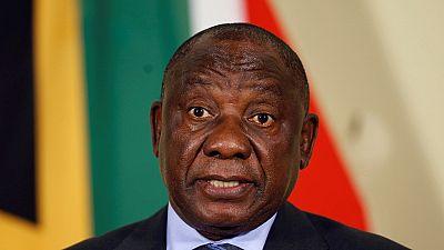 L'Afrique du Sud plaide pour une levée des sanctions contre le Zimbabwe