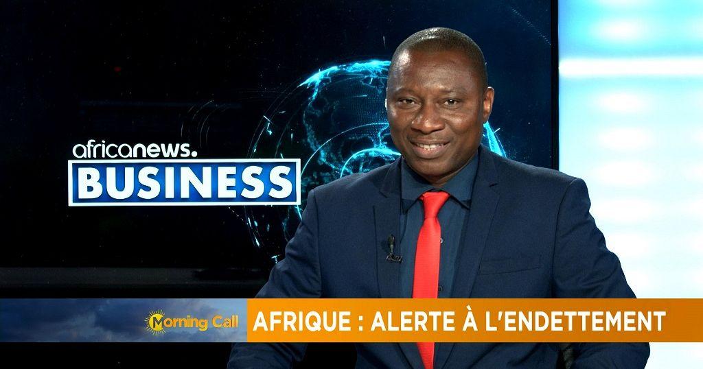 Africa debt burden [Business]