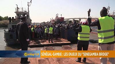 The new 'Senegambia' bridge and its significance [The Morning Call]