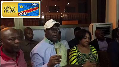 US pledges to work with DRC's president-elect Tshisekedi