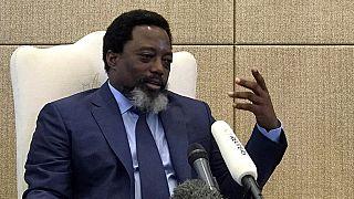 """RDC : Kabila appelle à l'unité des Congolais contre les """"forces prédatrices"""""""