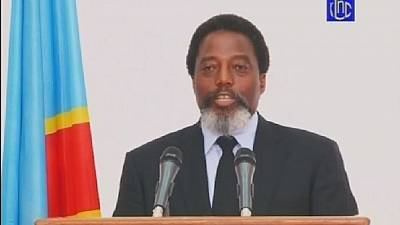 'I'll hand over power without regrets' - Kabila