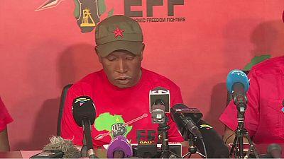 Afrique du Sud: Julius Malema appelle à la transparence du gouvernement