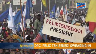 DRC: Joseph Kabila out, Tshisekedi in today [The Morning Call]