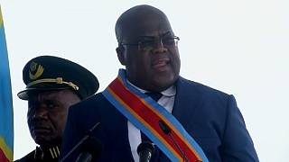 DRC: Three highlights from president Tshisekedi's inauguration speech