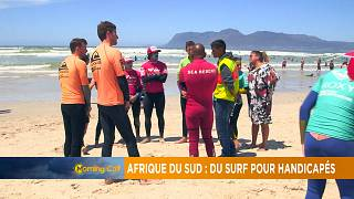 South Africa: Physically challenged learn surfing [The Morning Call]