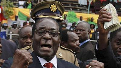 Mugabe lost about $1m cash to 'thieves' - Court papers