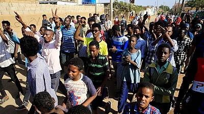 Protests rock Sudanese cities, two more dead