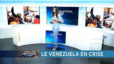 Venezuela in crisis [International Edition]