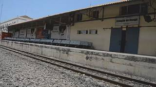 Angolan railway workers strike over better pay, conditions
