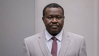 Central African Republic's top soccer executive appears before ICC judges