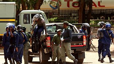 Zimbabwe gov't pledges to probe rape, abuse claims against security forces