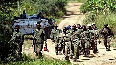 RDC: au moins 600 miliciens déposent les armes au Kasaï (centre)