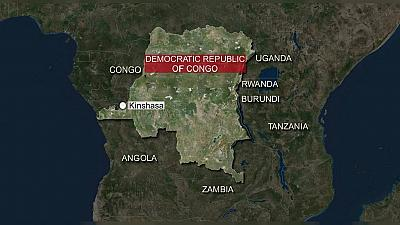 DRC: UN finds 50 mass graves in area hit by ethnic fighting