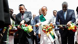 Ethiopia PM Abiy commissions expanded Bole airport terminal, 5-star hotel