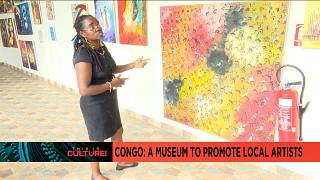 Congo: a Museum to promote local artists[This is Culture, TMC]