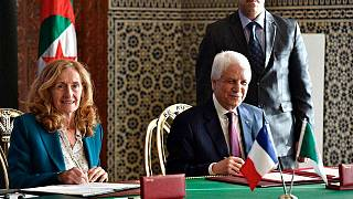 Algeria, France sign extradition agreement