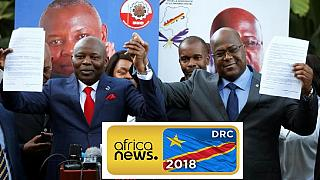 DRC president Tshisekedi names coalition ally as Chief of Staff