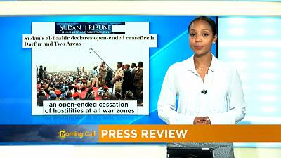 Press Review of January 29, 2019 [The Morning Call]