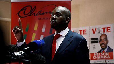 Zimbabwe's main opposition leader asks SADC 'to do something'