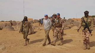 Mali: MINUSMA commander visits attacked peacekeeping base