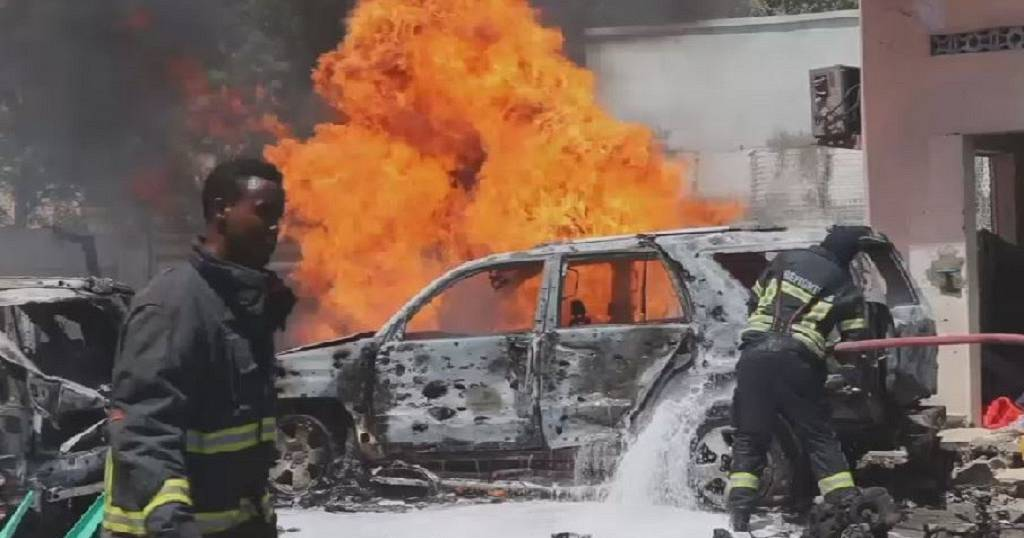 Somalia: Car Bomb Explosion Kills At Least Two