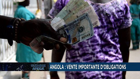 Angola prepares huge bond sale [Business Africa]
