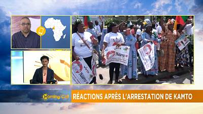 Cameroonians react to opposition leader's arrest [The Morning Call]
