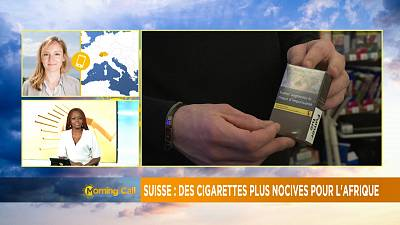 Swiss cigarettes to Africa more harmful [The Morning Call]