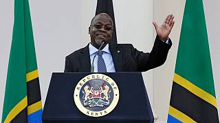 Tanzania's parliament gives government sweeping powers over political parties