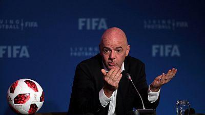 FIFA : les fédérations d'Afrique australe apportent leur soutien à la réélection d'Infantino