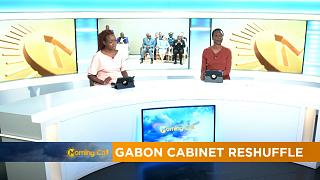 Gabon cabinet reshuffle [The Morning Call]