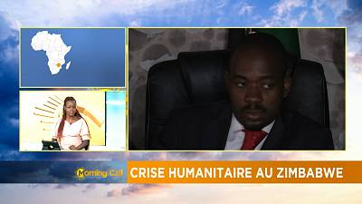 Zimbabwe humanitarian crisis [The Morning Call]