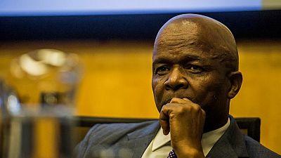 South Africa's deputy finance minister denies corruption allegations