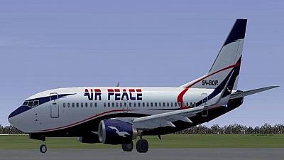 Nigeria: False bomb alarm on Air Peace flight to Lagos