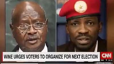 Ouganda : l'opposant Bobi Wine envisage sa candidature à la future présidentielle