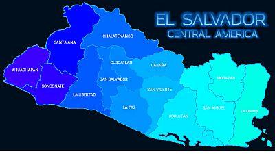 Le Salvador, l'un des pays les plus mouvementés au monde