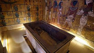 Tomb of Tutankhamun in Egypt undergoes repair works