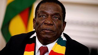 Zimbabwean president Mnangagwa denies rift with deputy Chiwenga