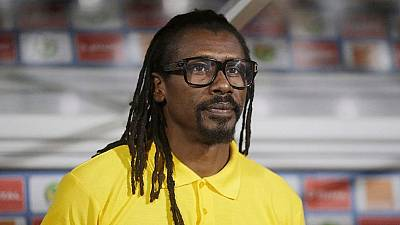 Senegal coach Aliou Cisse extends contract until 2021
