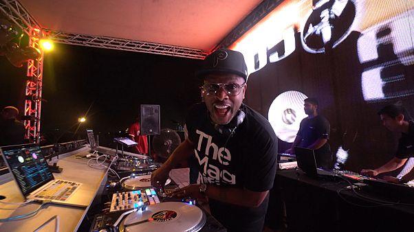 Inspire Middle East : DJ Jazzy Jeff aux platines de Dubaï