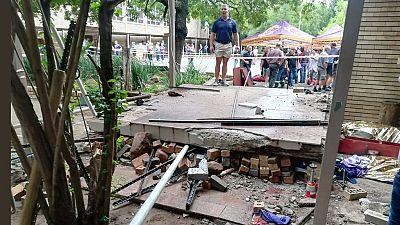 Afrique du Sud : trois élèves tués par l'effondrement d'une passerelle dans leur école