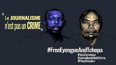 Cameroun: les deux journalistes arrêtés lors de l'interpellation de l'opposant Kamto libérés (médias)