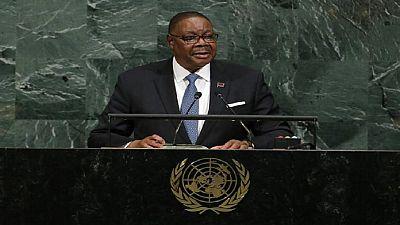 Présidentielle au Malawi : quatre partis d'opposition s'allient contre le président sortant