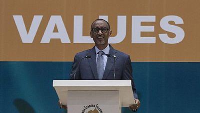 Communauté des États de l'Afrique de l'Est : Paul Kagame élu président