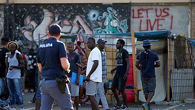 Italie : un Nigérian se donne la mort après le non-renouvellement de son titre de séjour